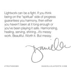 This #Truthbomb came from my post: It's not always self-sabotage. It's just…what it takes. Click to read the full post.