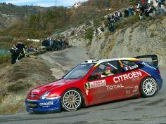 2004 - Sébastien Loeb (Citroën Xsara WRC)