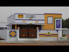 House Balcony Design, House Front Wall Design, House Outer Design, Single Floor House Design, House Outside Design, House Ceiling Design, Village House Design, Duplex House Design, Kerala House Design