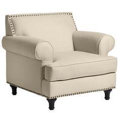 Carmen Chair - Flax $530
