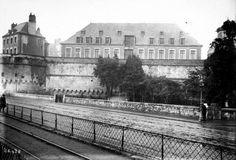 1912-Nantes le château -source Gallica
