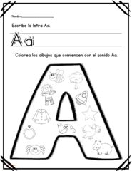 Asombroso alfabeto de aliteracion Posters from Bilingualtreasures on…