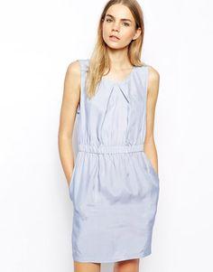 Won Hundred | Won Hundred Kenton Dress with Gathered Waist Detail at ASOS