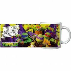 Teenage Mutant Ninja Turtles Tasse, Turtles in Training