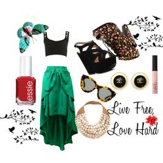 Warm Living, created by sheofmedia on Polyvore