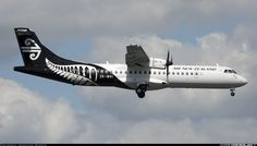 ATR 72-600, Air New Zealand Link (operated by Mount Cook Airline), ZK-MVI, cn 1306, 68 passengers, first flight 9.12.2015, Air New Zealand Link delivered 29.12.2015. His last flight 21.5.2016 Christchurch - Dunedin. Foto: Auckland, New Zealand, 13.3.2016. Atr 72, Mount Cook, Air New Zealand, Auckland, Aircraft, Link, Aviation, Planes, Airplane