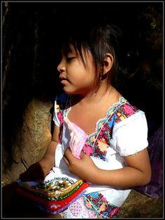 Precious little one . Mexico