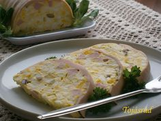 Tojásrúd recept - MindenegybenBlog Bread, Recipes, Food, Brot, Recipies, Essen, Baking, Meals, Breads