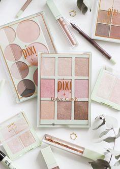 A Pixi Makeup Round Up