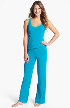 Shimera Silk Pajamas available at #Nordstrom - black size large ...