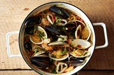Smoky Seafood Fideos Recipe on Food52 recipe on Food52