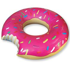 Giant-Floating-Donut-Shaped-Swimming-Pool-Water-Float-Blow-Up-Toy-4-River-Tube