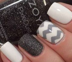 Fall nails idea by Lupita Chavez on Luuux #xmas_present #Black_Friday #Cyber_Monday