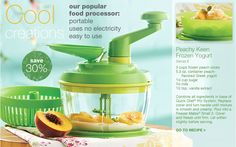 Tupperware Quick Chef System www.my.tupperware.com/candykay
