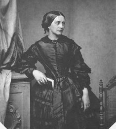 Clara Schumann, née Clara Josephine Wieck :German musician and composer, considered one of the most distinguished pianists of the Romantic era. Classical Music Composers, Cultura General, Chor, Conductors, Famous Faces, Orchestra, Vintage Photos, Vintage Photographs, Famous People