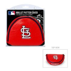 St. Louis Cardinals MLB Mallet Putter Cover