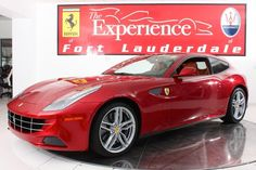 Ferrari FF Maserati, Ferrari, Fort Lauderdale, Cars For Sale, Doors, Red, Doorway, Gate