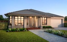 The Hamilton Home - Browse Customisation Options | Metricon