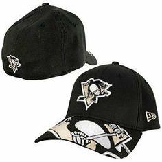 Cap Penguins Melviz Classic Flex The Pittsburgh Fan. $24.95