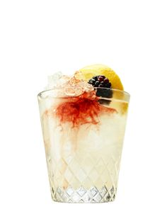 Bramble Cocktail INGREDIENTS: 50ml Hendrick's Gin 25ml Lemon Juice 12.5ml Sugar Syrup 12.5ml Créme de Mûre.  PREPARATION: Combine all ingredients in shaker apart from créme de mûre. Shake briskly before straining over crushed ice. Churn, adding more crushed ice if required to make the glass full. Drizzle créme de mûre atop and garnish.