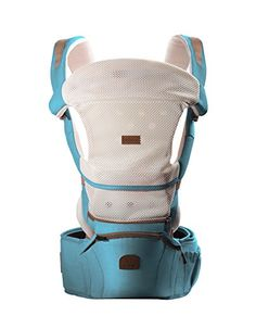 0f2797fba6a Bebamour 360 Best Baby Carrier Hip Seat Sling Baby Backpack Carriers Blue   gt  gt