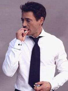 Robert Downey Jr. He just gets better and better the older he gets!