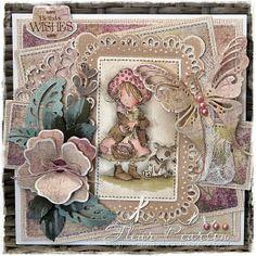 LOTV - Birthday Bonnet by DT Fleur