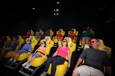 4-D Movies Coming to U.S. Theaters    YEP    A South Korean company hopes to outfit 200 U.S. theaters with  equipment that will move seats, emit scents... etc, and this will indeed change movie-going experience forever :D or at least for the decade more until a new technology comes out    so if ur living in the states, ur lucky :D
