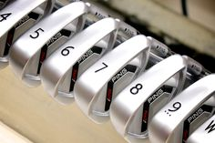 "April 25, 2014: ""#i25 irons pack an absolutely astounding amount of forgiveness,"" said Ping Golf."