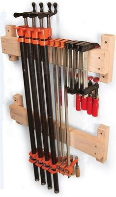See more ideas about Garage tools, Garage workshop and Man cave garage. From woodworking to metalworking and beyond, discover the best garage workshop ideas. Garage Tools, Diy Garage, Garage Storage, Storage Rack, Dvd Storage, Cheap Storage, Storage Shelves, Garage Shop, Tool Wall Storage