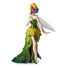 Disney Tinker Bell Masquerade Couture de Force Figurine by Enesco | Disney…