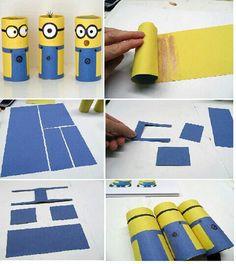 DIY Minions
