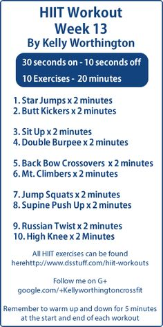 It's week 13 of the #HIIT  workout for you guys to follow. You can see all the weeks by clicking on the link below http://www.dsstuff.com/hiit-workouts/ #crossfit   #fitness