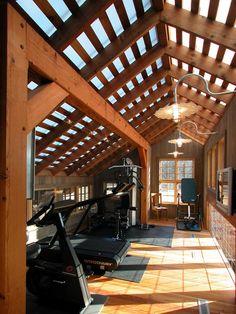 58 ideas impresionante para su gimnasio en casa. Su tiempo para entrenamiento