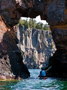 Apostle Islands in WI. Apostle Islands kayaking is an experience not to be missed. In fact, Bayfield and The Apostle Islands offer not only some of the best kayaking in Wisconsin, but anywhere in North America. ~j