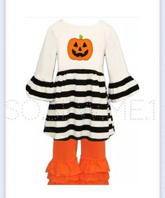 Contact me to order this cutie! Perfect for fall! Great for Punkin' Patch!