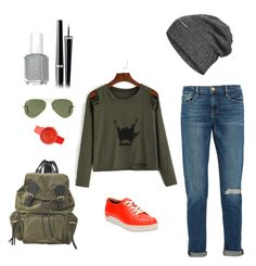 Designer Clothes, Shoes & Bags for Women Frame Denim, Clarks, The North Face, Burberry, Ray Bans, Chanel, Cozy, Shoe Bag, Polyvore