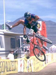Jason McRoy, JMC, was one of the pioneers of Brits competing abroad and became the first UK downhiller to become a Pro Rider with a US Team -Specialised Team. Mountain Bike Brands, Mountain Biking, Old Scool, Push Bikes, Park Trails, Cycling, Hero, Retro Bikes, Bike Stuff
