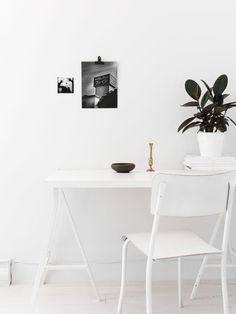 Minimalist Home Office. Minimalist Decor Inspiration. Are You Looking For  Unique And Beautiful Art