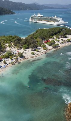 Cruise to Labadee, Haiti and discover your very own private paradise amid spectacular mountains and lush foliage. From an inviting beach to coral reefs and exciting amenities, this is the perfect place to relax and have fun.