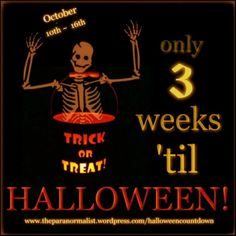 Nostalgic Candy, Halloween Countdown, Halloween Themes, Wonderful Time, Trick Or Treat, Things To Come, Treats, Classic, Paranormal