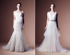 Annasul Y Bridal Gown Collection 2013