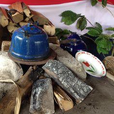 """El Fogón"" - Costa Rica's typical stove"