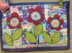 Let's Play! Lets Play, Things To Come, Let It Be, Quilts, Embroidery, Flowers, Painting, Art, Needlework