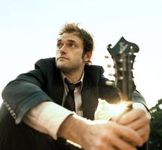 Chris Thile from NickelCreek and Punch Brothers