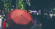 'Under The Red Umbrella' Photographic Print on Wrapped Canvas Oliver Gal Size: H x W x D Oliver Gal, Canvas Art Prints, Fine Art Prints, Macbook Wallpaper, Red Umbrella, Most Beautiful Wallpaper, Urban Landscape, Landscape Design, Print Format