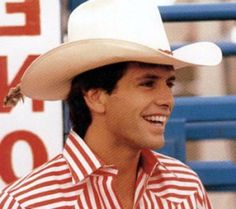 """""""a little part of every heart of every rodeo fan died there in the rain in the mud in july in Cheyenne."""" The legendary Lane Frost, you won't ever be forgotten."""