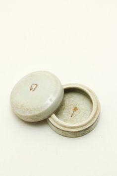 Tooth Fairy Porcelain Box