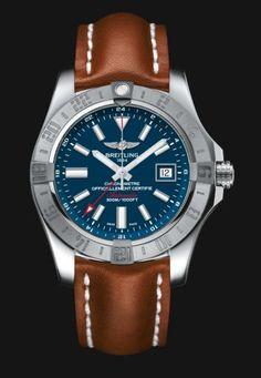 Meine Breitling nach Mass - Breitling Avenger II GMT – Schweizer Mechanikuhr für Abenteurer