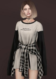 Our newest model,Chloe! The Sims 4 Packs, The Sims 2, Sims Four, Sims 4 Cas, Sims 1, Vêtement Harris Tweed, The Sims 4 Bebes, Sims 4 Anime, Pelo Sims